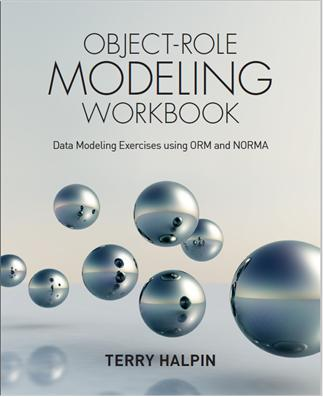 Object-Role Modeling Workbook, Cover